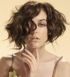 Curly Bob Hairstyles To Inspire You