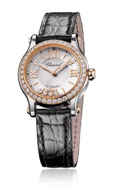 Time For Her: 5 New Ladies' Watches for Your Holiday Shopping List   WatchTime - USA's No.1 Watch Magazine (Chopard Happy Sport)