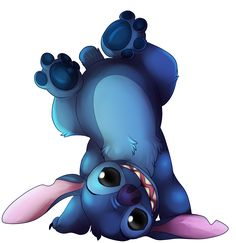 "More *Stitch* [Disney/Pixar movie ""Lilo & Stitch"" (2002)]~[Artistic work by *Moonlight-Catty (Nicky) on deviantART 2012] 'h4d'120903 'h4d'120903"