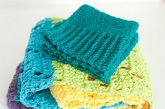Crochet Boot Cuffs Tutorial - uses sport weight yarn so they're not as thick