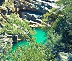 Natural pools in Paradise Valley - Agadir Morocco - It's 4 You Tours