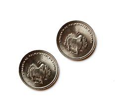 Turkey Coin Cufflinks - Men's Jewelry - Handmade - Gift Box Included by Mancornas on Etsy