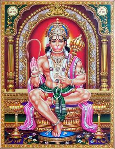 Hanuman Jayanthi is always celebrated in a traditional manner with an exuberance of a rich culture and heritage. Hanuman Jayanthi, Hanuman Photos, Hanuman Images, Lakshmi Images, Durga, Hanuman Ji Wallpapers, Shiva Angry, Lord Ganesha Paintings, Lord Shiva Family