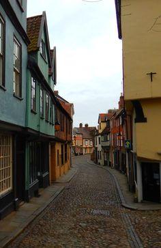 Norwich, Norway