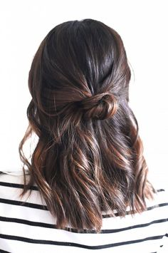 Quick hairstyle inspiration!