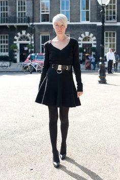 London Fashion Week Spring 2013: Kate Lanphear dress