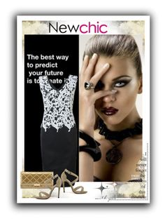 Newchic 17 by marinadusanic on Polyvore