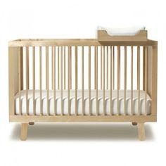 Oeuf Sparrow Crib Set in Birch - 1SPCR0X