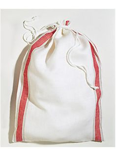 CWA Australia craft • Storage bag to make from teatowel instructions here