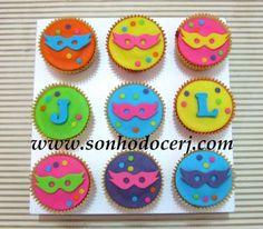 Cupcakes Carnaval! curta nossa página no Facebook: www.facebook.com/sonhodocerj