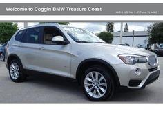 2015 BMW X3 for sale in Fort Pierce, FL 34982 - 5UXWZ7C57F0F75612 | CarFlippa
