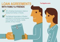 writing contract between two individuals Family Loan Agreements: Lending Money to Family & Friends Borrow Money, How To Get Money, Wells Fargo Mortgage, Home Equity Line, Loan Money, Buy My House, No Credit Loans, First Time Home Buyers, Start Up Business