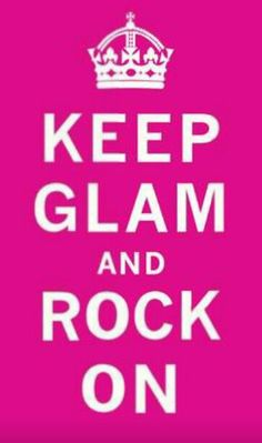 I love Glam metal