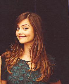 Jenna-Louise Coleman. I really like her as the new companion. She is kind and witty!