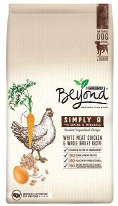 Purina Beyond Dog Food Coupons + Target Moneymaker - http://couponsdowork.com/target-weekly-ad/purina-beyond-dog-food-coupons-may-2016/