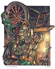 Rumpelstiltskin by Tim Shumate