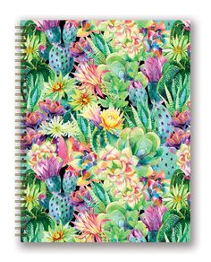 Sale Folding House Flower Deer 2019 Desk Calendar Memo Planner Storage Container Lovely Luster Calendars, Planners & Cards Calendar