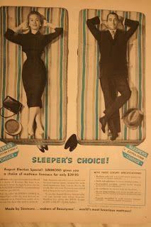 1956 Vintage Ad   From Paper Kite Vintage Blog (http://paperkitevintage.blogspot.com/)