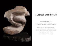 """Fortuna Szpiro. """"Summer Exhibition"""" at Leonard Tourné Gallery, June 24-August 1, 2015."""