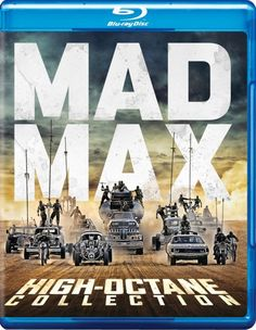 Mad Max: Fury Road Black and Chrome Edition Coming  The Black & Chrome Edition of Mad Max: Fury Road is coming later this year in a new bundle called the Mad Max High Octane Collection Warner Bros. Home Entertainment has announced.  The compilation will be released on December 6 2016 and includes all four of the Mad Max moviesMad Max Mad Max 2: The Road Warrior Mad Max Beyond Thunderdome and Mad Max: Fury Roadas well as five hours of bonus content and the aforementioned Black & Chrome…