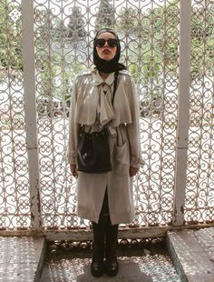 There is something so sophisticated, so elegant, so romantic, but yet very pure about the city of Shiraz and its street style! Perhaps, Shiraz is the Paris of Iran. www.THETEHRANTIMES.com