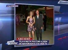 Galdino Saquarema Noticia: Menina de 16 anos mata pai e vai assistir TV
