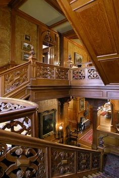 Captain Frederick Pabst Mansion, built in 1892.  W O W