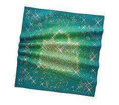 Le carré Hermès automne hiver 2011 - 2012   Magic Kelly   foulard en ... 8a14ebc718a