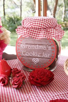 Creative Little Stars — Little Red Riding Hood Party Signs Collection