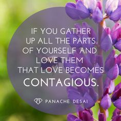 If you gather up all the parts of yourself and love them, that love becomes CONTAGIOUS. Every single moment you feel challenged today, embrace the opportunity to BE the change. True Quotes About Life, Inspiring Quotes About Life, Life Quotes, Qoutes, Motivational Messages, Inspirational Message, Positive Vibes, Positive Quotes, Narcissistic Abuse Recovery