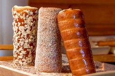 Otthon is süthetsz mennyei kürtős kalácsot. Mutatjuk, hogyan. Pastry Recipes, Cookie Recipes, Dessert Recipes, Croatian Recipes, Hungarian Recipes, Bread And Pastries, Cata, Churros, Sweet And Salty