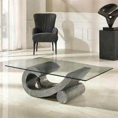 Suche Glas Esstisch Stein Creme Grau Tiber Ansichten 25723