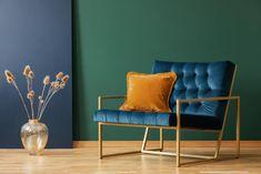 Les 20 tendances déco qui se dégagent pour 2020 - M6 Deco.fr Asian Paints Colours, Paint Colors, Paris Design, Industrial House, Color Of The Year, House Colors, Interior Architecture, Outdoor Chairs, Interior Decorating
