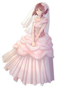 Fire Emblem Fates - Bride Sakura