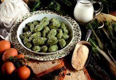 Ecco una gustosa e poco nota ricetta della cucina piemontese, i rabaton, cioè degli gnocchi di verdure di campo e ricotta riccamente profumati dalle erbe aromatiche