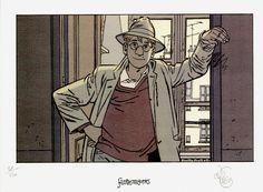 Jerome K. Jerome Bloche by Alain Dodier