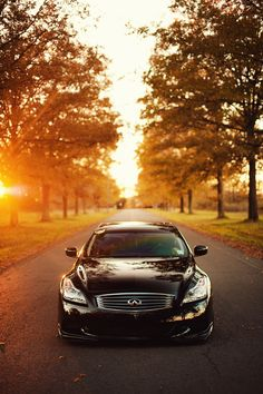 Infiniti G37.......already got it