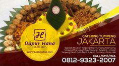 Pesan Tumpeng Jakarta on Behance Mobile Marketing, Jakarta, Mexican, Rice, Orange, Ethnic Recipes, Catering, Food, Catering Business