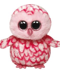 4005ccc4709 Ty Beanie Boos Pinky Pink Barn Owl Plush  The world famous Beanie Babies  Beanie Boos are forever filled with fun. Ultra iconic