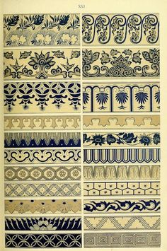 Examples of Chinese Ornament (1867) | The Public Domain Review