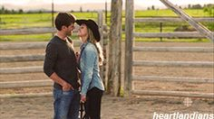Amy and Ty - Heartland - Season Episode 4 Heartland Season 9, Amy And Ty Heartland, Heartland Tv Show, Heartland Characters, Sweet Text Messages, Ty And Amy, Guy Best Friend, Sweet Texts, Cute Couple Quotes