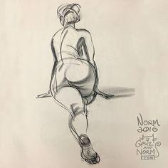 Resultado de imagen para griz and norm gesture Human Figure Sketches, Human Figure Drawing, Figure Sketching, Figure Drawing Reference, Life Drawing, Drawing Sketches, Painting & Drawing, Gesture Drawing, Anatomy Drawing