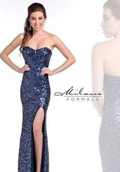 Milano Formals Dress E1788