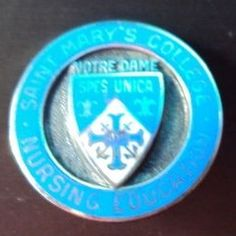 St. Mary's Hospital, Notre Dame, IN (older pin)