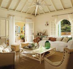 A mediterrán életstílus kedvelőinek érdemes benéznie ebbe a házba | 24.hu