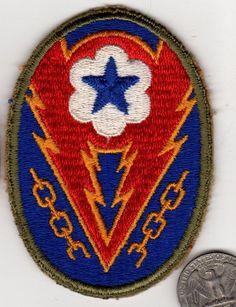 Original US ARMY Air Corps Air Force WWII Korea War era Unit Squadron Patch picclick.com
