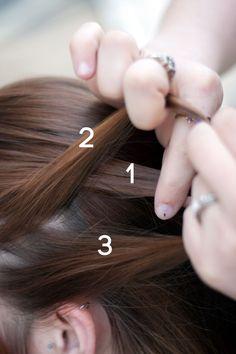 How To Do A Dutch Braid Step By Step
