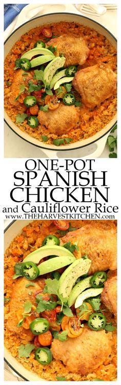 one-pot-spanish-chicken