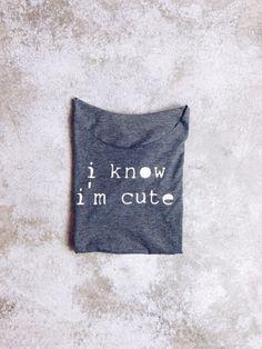 gshirt (im cute) von gegoART auf DaWanda.com
