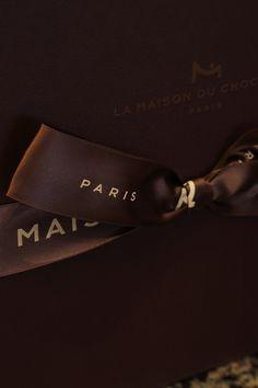brown.quenalbertini: La Maison du Chocolat Ribbon